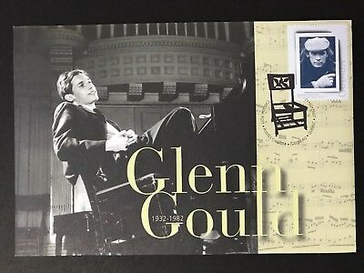 Canada Stamps - S75 Glenn Gould (Special Events Cover) 2007
