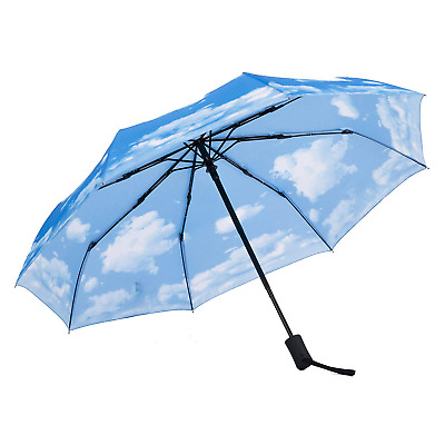 SY Compact Travel Umbrella Windproof Automatic LightWeight Unbreakable...