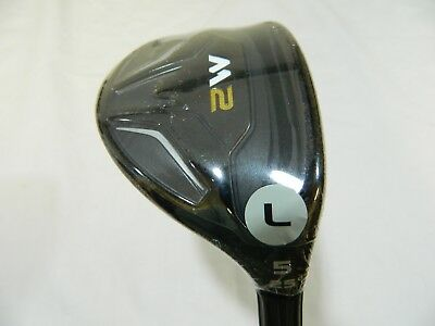 New Taylormade m2 25* 5 Hybrid 5H Rescue - Ladies flex Taylor made M-2 Womens