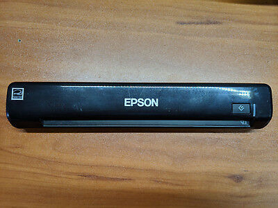 Epson Workforce Ds 30 Portable Document Image Scanner No Usb