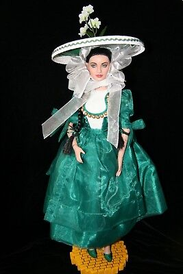 Emerald City Merry, Tonner, Wizard of Oz doll, Mint and complete, no box