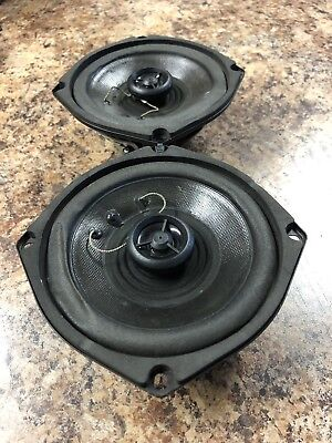 OEM Harley-Davidson Take-Off Fairing Speakers 77029-01