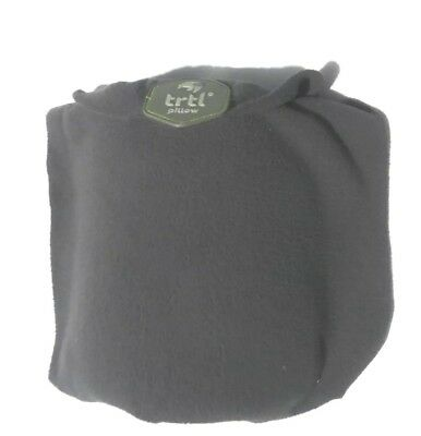 Trtl Pillow - Scientifically Proven Super Soft Neck Support Travel Pillow (Grey)