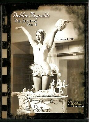 Profiles in History Catalog DEBBIE REYNOLDS THE AUCTION PART II