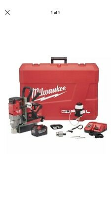 Milwaukee-2787-22 M18 FUEL HIGH DEMAND 1-1/2 in. Magnetic Drill Kit