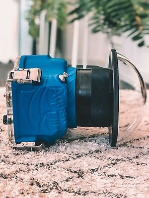 Aquatech Elite 5D3 FULL KIT - Housing + PD 85 Dome + P-70 EX Perfect Working Con