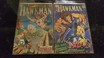 Hawkman #1 First Issue! DC 1964 Justice League JLA 1st in own title -Hawkman!