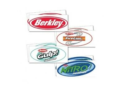 Berkley 8 Piece Decal Pack