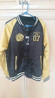 Naruto jacket new xl brand new with tags