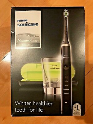 Sonicare DiamondClean Toothbrush - Limited Black Edition (Newest Model)