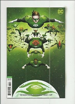 Green Lantern #3 (2019) Jae Lee Variant Cover (VF/NM) condition