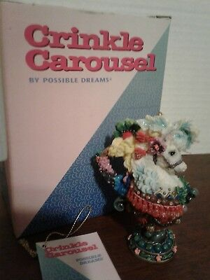 Crinkle Carousel By Possible Dreams Crinkle Champion #659803
