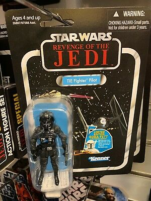 Star Wars Vintage Collection ROTJ TIE Fighter Pilot VC65 Action Figure Revenge