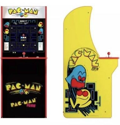 Arcade 1up Pacman Pac-Man Plus 2 Games In 1