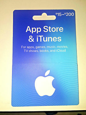$150 Apple iTunes Gift Card
