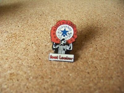 1917 1992 Converse All Stars Chuck Taylor Foot Locker lapel pin c35069