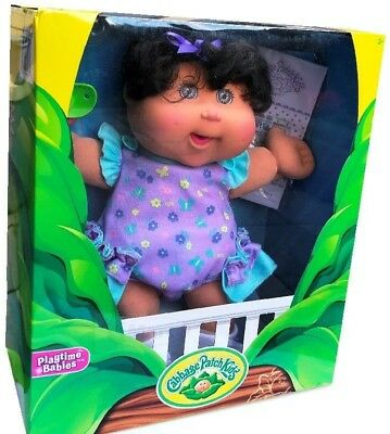 Cabbage Patch Kids Babies Baby Doll Kid Toy Baby Name+DOB Playtime