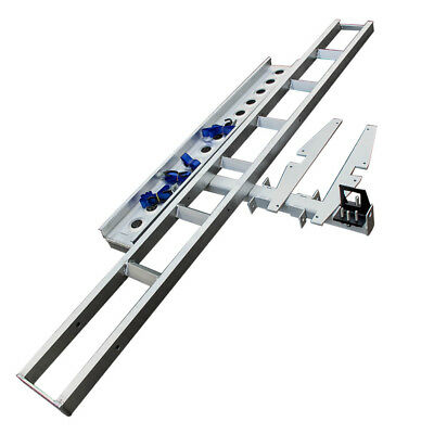 "Towbar Motorcycle Carrier Rack Motor Bike Dirt Bike Aluminum 2"" with Ramp 190mm"