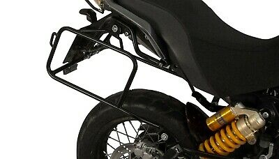 Moto Morini Granpasso 1200 Sidecarrier Lock-it Black BY HEPCO AND BECKER