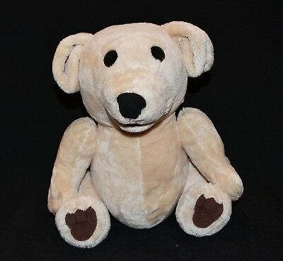 Ted E. Bear Talking Plush Collectable David Strassman 26cm