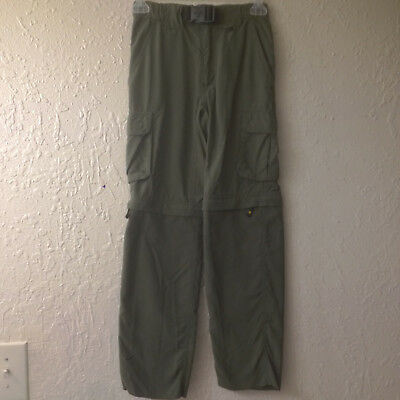 Boy Scouts Of America Switchback Convertible Pants Shorts Youth Small