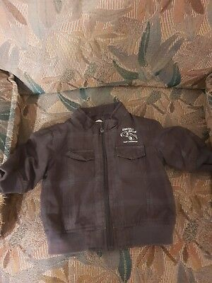 Size 00 Baby Boys Jacket