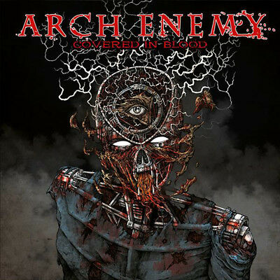 ARCH ENEMY - covered in blood DigiCD