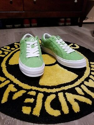 The Grinch X Tyler The Creator X Converse Golf Le Fleur One Star Ox