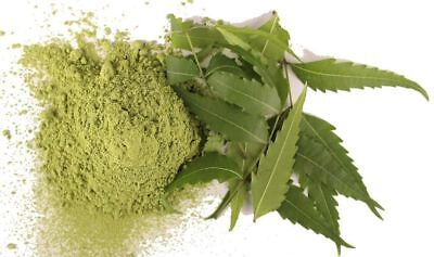 NEEM LEAVES (SUN Dried) Powder For Skin, Hair And Health - 250 gm