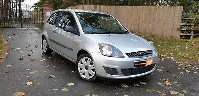 2007-57 Ford Fiesta 1.25 Style Climate 3 door, Low miles (81k)