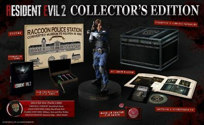 Resident Evil 2 - Collector's Edition - Versione Ita - Ps4 - Preorder