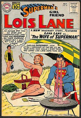 Superman's Girl Friend Lois Lane #26 VG+