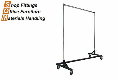 Z Rack Clothing Display Costume Stand