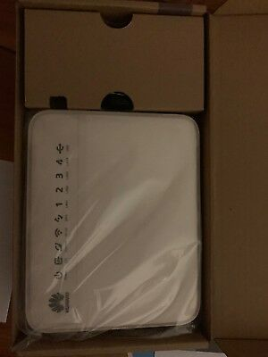 Never Used ADSL 2+ Modem Router Huawei HG630
