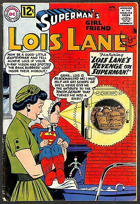 Superman's Girl Friend Lois Lane #32 GD