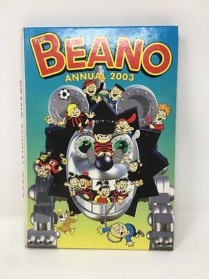 Beano annual 2003 - very good condition