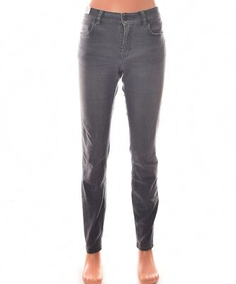 21a91c613d85 DRYKORN WOMEN'S PANTS Jeans Antrahcite CHEERIO HIGH WAIST SKINNY ...