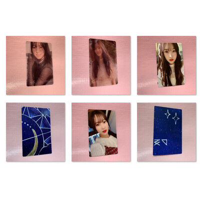 GFRIEND YUJU Official PHOTOCARD 2nd Album TIME FOR US Photo Card Only Select