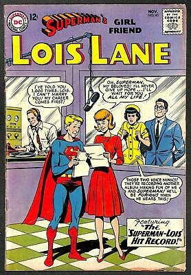 Superman's Girl Friend Lois Lane #45 VG