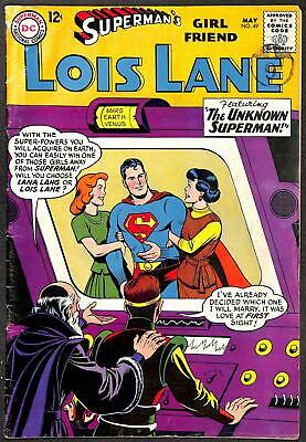 Superman's Girl Friend Lois Lane #49 VG-