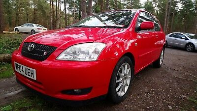 Toyota Corolla T Sport 2004. 1 Lady Owner From New
