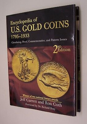 WHITMAN---ENCYCLOPEDIA of U. S. GOLD COINS 1795-1933 by JEFF GARRETT & RON GUTH