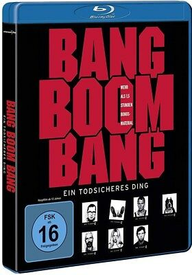 BANG BOOM BANG (Oliver Korittke, Diether Krebs) Blu-ray Disc NEU+OVP