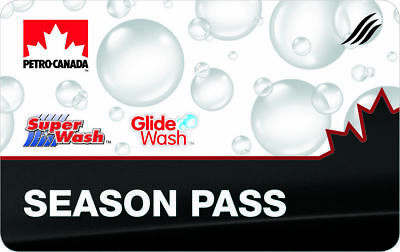 Buy Petro-Canada Season Pass Car Wash for only $88