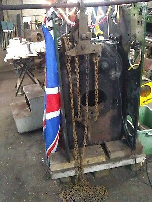 Used chain hoist