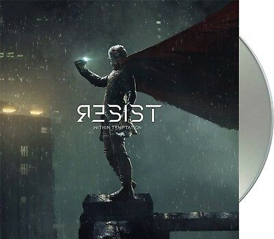 "Within Temptation ""resist"" Digipack CD NEU Album 2019"