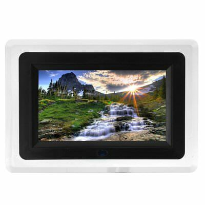 Digital Frames 7 inch LCD Remote Control Picture Frame (23x16x3.5cm) with built-