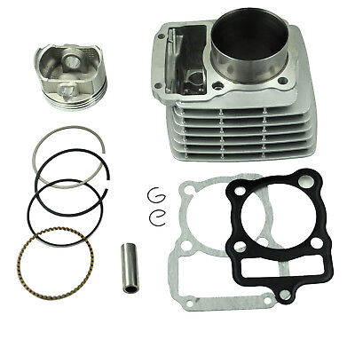 65.5mm CG 200cc Piston Rings Bore Kit Cylinder Gaskets Kit Pit Dirt Bike Quad