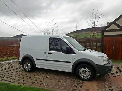 Ford Transit Connect 2011/60 SWB 1.8TDCi (90ps) 200 Low Roof Van M.O.T. 11/2019