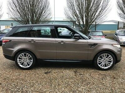 Range Rover Sport HSE Dynamic 3.0L SDV6 4X4 28k miles 1 lady owner 7 seats